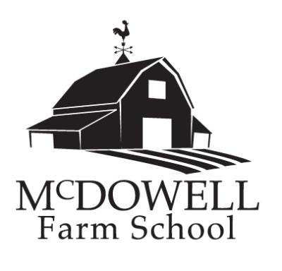 McDowellFarmSchool logo