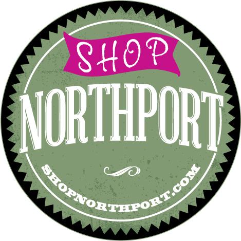 ShopNorthport roundlogo