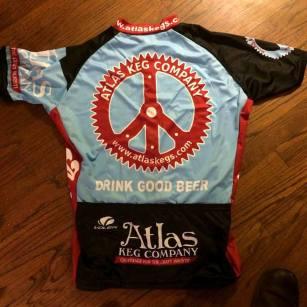 Atlas Kegs jersey