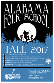 AFS Fall 2017 poster